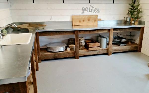 Farmhouse Kitchen Counters